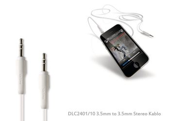 Philips DLC2401/10 3.5mm To 3.5mm Stereo Kablo